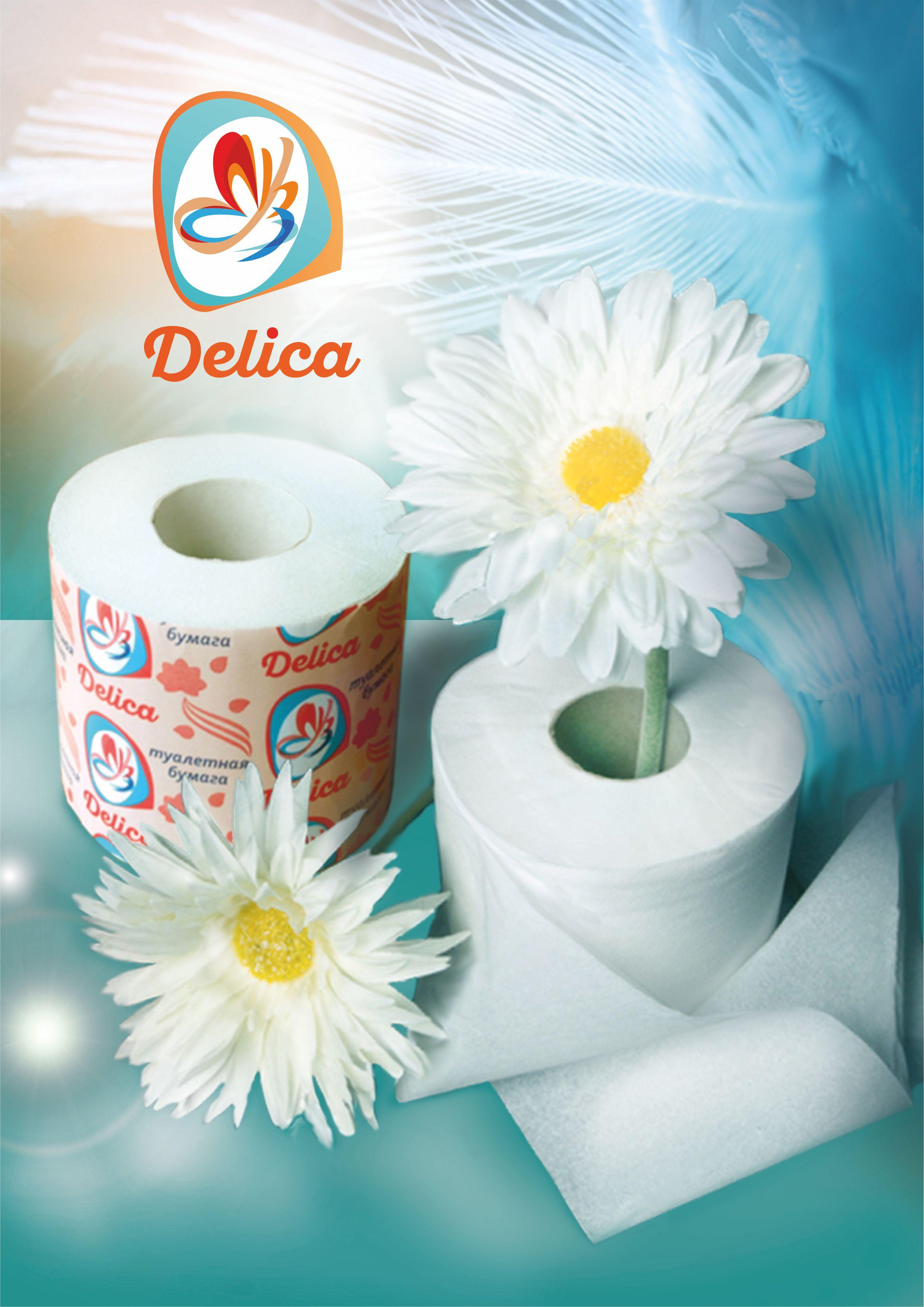 туалетная бумага оптом от производителя делика