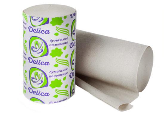 полотенца бумажные производитель Delica