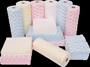Заказать туалетную бумагу и полотенца
