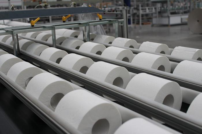 купить туалетную бумагу оптом от производителя